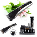 New 7 in 1 Rechargeable Grooming Kit Pro Barber Salon Hair Cut Trimmer Clipper for children or elderly or man or woman.