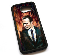 Hannibal Season 3 TV Series Case Cover, Case For Samsung Galaxy S5 S6 S7 S8 S8 Plus