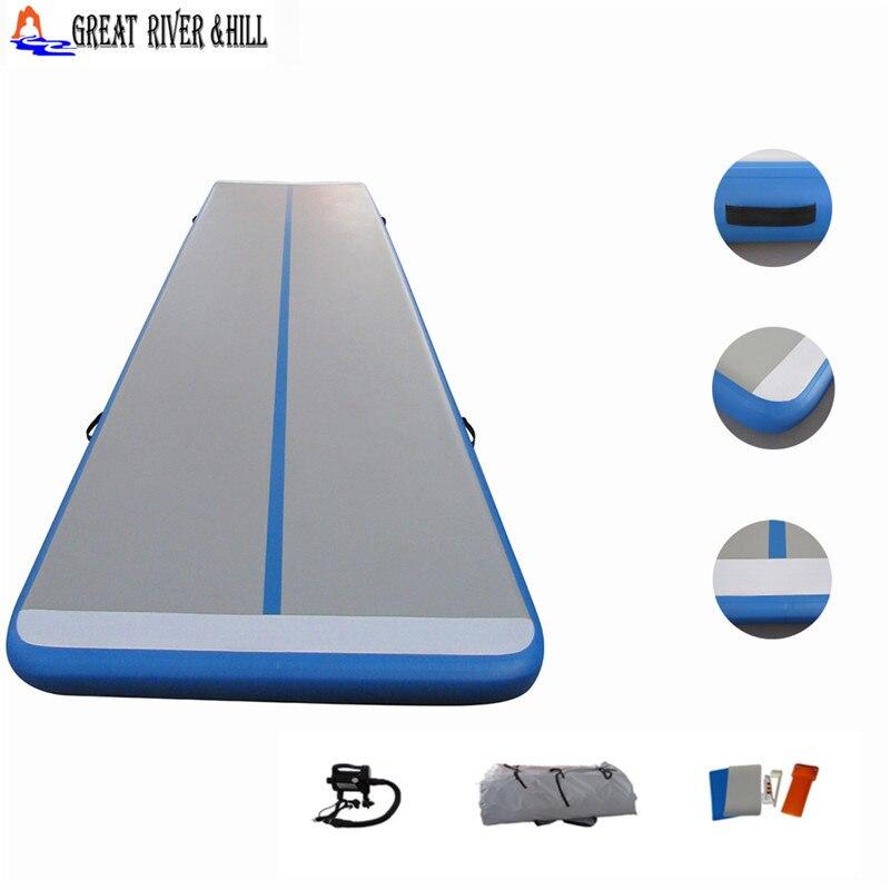 6μ x1.5m Φουσκωτό Τροχόσπιτο Τροχιά - Fitness και bodybuilding - Φωτογραφία 1