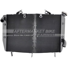 Motorcycle Radiator for YAMAHA YZF R6 2008 2009 2010 Aluminum Water Cooling Replacemen