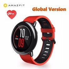 Оригинальный Xiaomi huami Amazfit часы темп Bluetooth 4.0 спортивные смарт-ремень Керамика SmartWatch сердечного ритма Мониторы английская версия