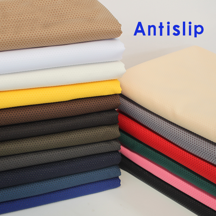 "Anti Slip Vinyl Non Slip Fabric Rubber Non Rubber Skid Rubberized Fabric Cushion Carpet Pure Color 60 ""wide Sold By The Yard"
