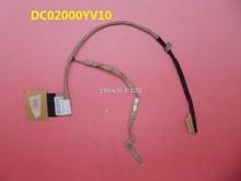Laptop Cabo LCD Para ACER Aspire One 532H DC02000YV10 / 751H DD0ZA3LC100 / TM5330 EX5230 5230E 5630Z 5635Z 50.4Z410.013 novo