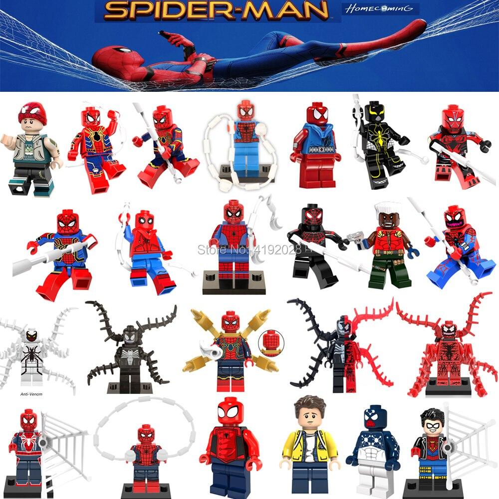 52 pcs Rare Spiderman Verse Ham Nior Gwen Stacy New York Stan Lee Marvel Sticker