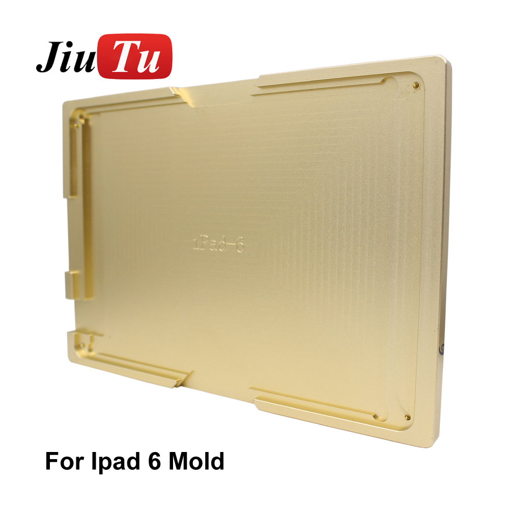 For iPad Air 2 (iPad 6) Metal Aluminum LOCA UV Glue Alignment LCD Outer Glass Lens Mould Mold Repair Broken Display Digitizer-in Power Tool Accessories from Tools    3