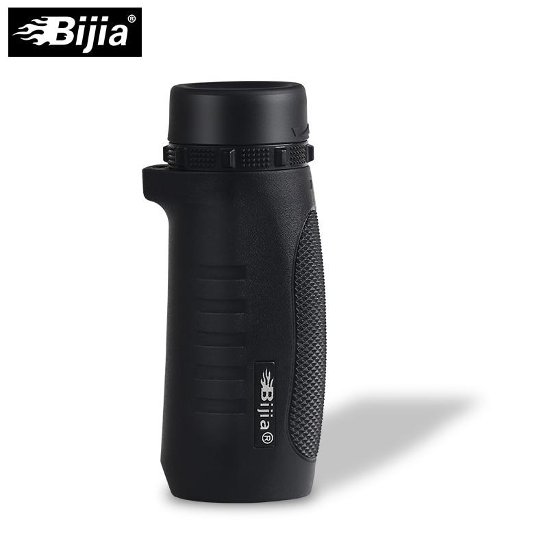 BIJIA 10X32 Leistungsstarke Multi-beschichtet Nautischen Wasserdichte Fernrohr BAK4 Prism Teleskop Mit Clip Spektiv