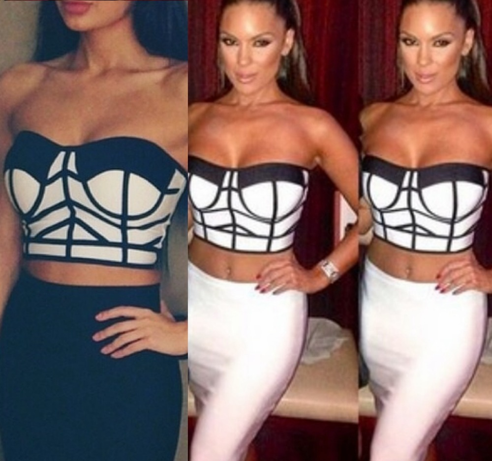 Online Get Cheap Blue 2 Piece Bodycon Dress -Aliexpress.com ...