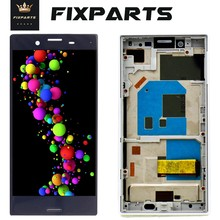 Original LCD Display for Sony Xperia X Compact F5321 Touch Screen 4.6 inch Digitizer Assembly For SONY X MINI With Frame(China)