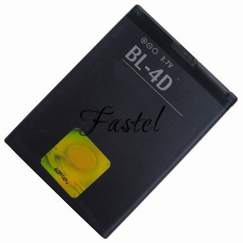 New BL-4D BL 4D Li-ion Mobile Phone Battery For Nokia E5/E7/N8/N97 mini/N97 mini Gold Edition/T7,1200mAh,High Quality