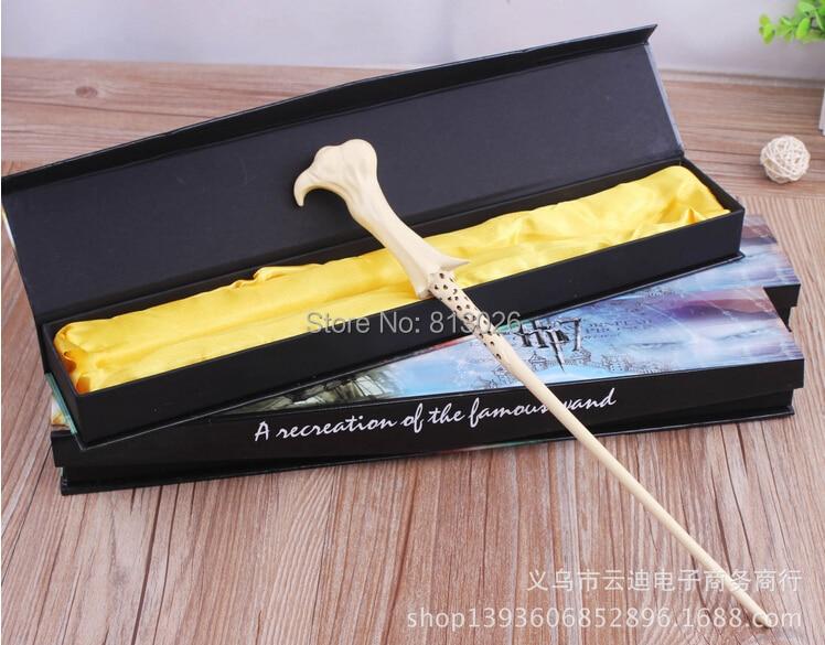 Harry Potter Lord Voldemort Magischer Stab 35 cm PVC Action-figuren brinquedos Sammlung...