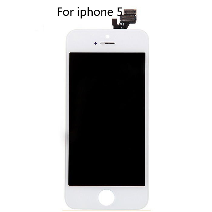 10pcs-lot-Free-Shipping-LCD-Display-With-Touch-Screen-Digitizer-Assemably-Mix-Model-For-iPhone-5