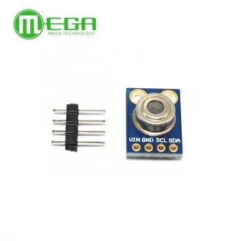 цена на GY-906 MLX90614ESF New MLX90614 Contactless Temperature Sensor Module GY-906-BAA