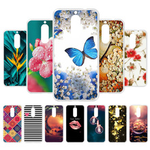 Vanveet Soft Silicone Case For Wiko View XL Coque ViewXL Cover Flamingo Painted Back Fundas Housing Bag