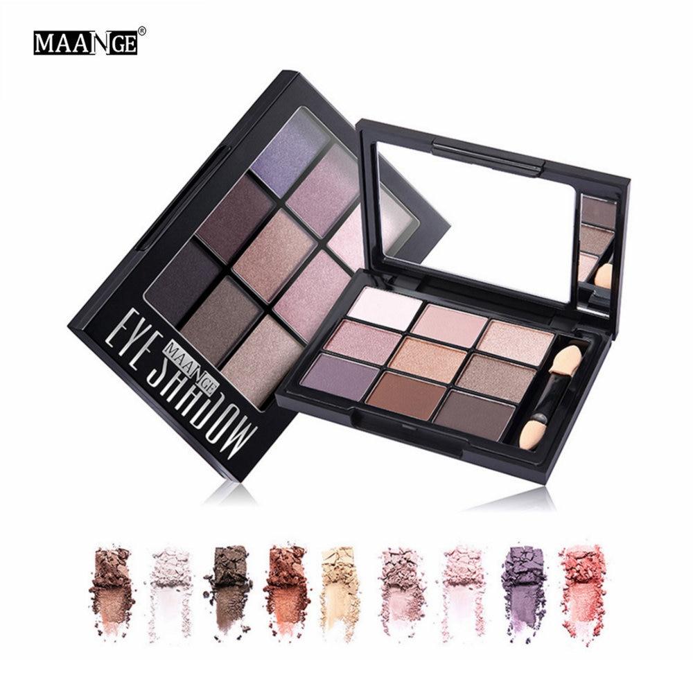 Aliexpress.com : Buy Matte Eye Shadow Make Up Set Nudes
