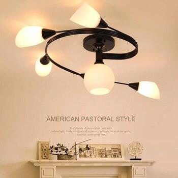 Plafondlamp led plan, oppervlak ondersteuning, slaapkamer interieur verlichting, woonkamer, keuken, lampara