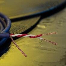 Winaqum 2 metro de fio de cobre para diy headphone mic microfone cabo de áudio de interconexão 143a 143b