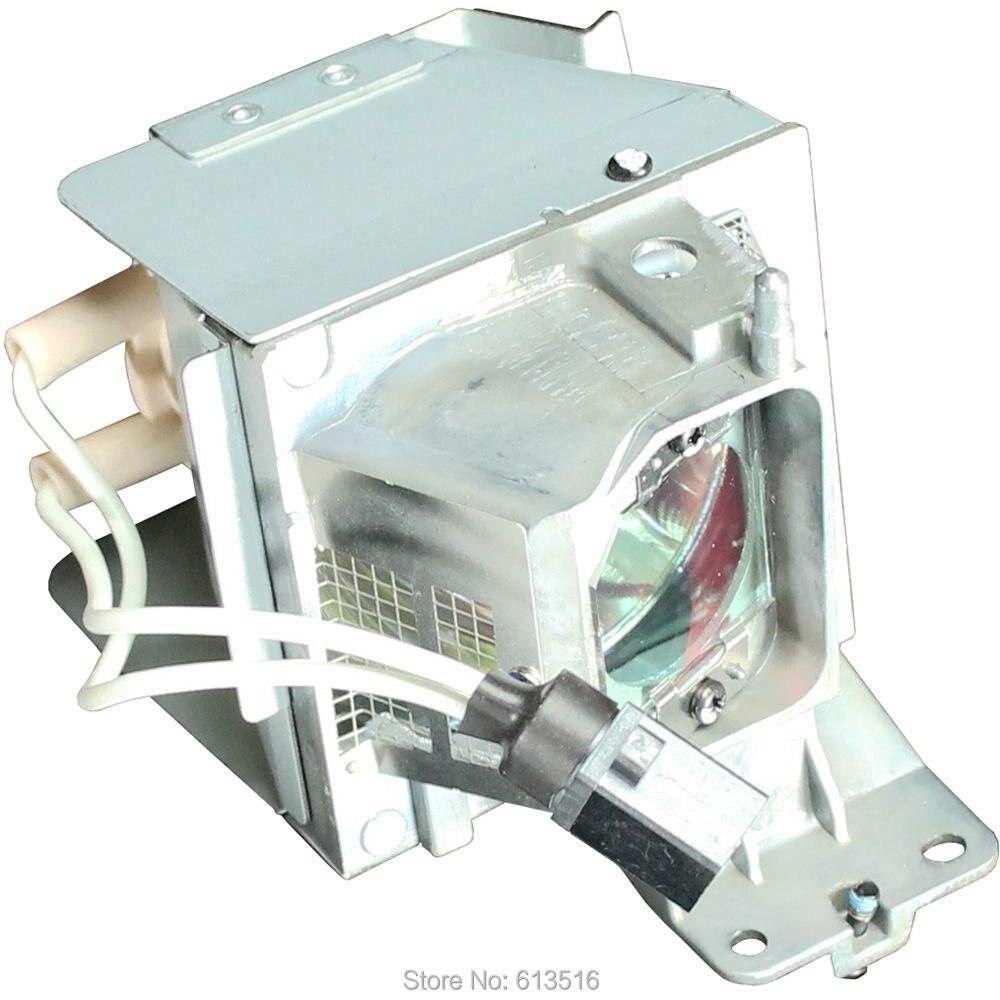 100% nouveau UHP remplacement lampe nue d'origine avec boîtier SP.70701GC01 ampoule pour projecteurs OPTOMA W402/X401