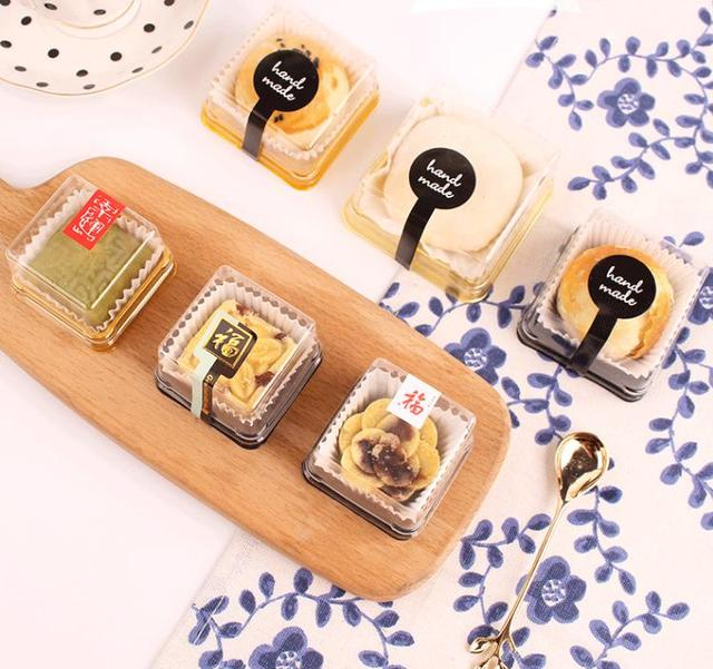 Cake Gift Plastic Boxes