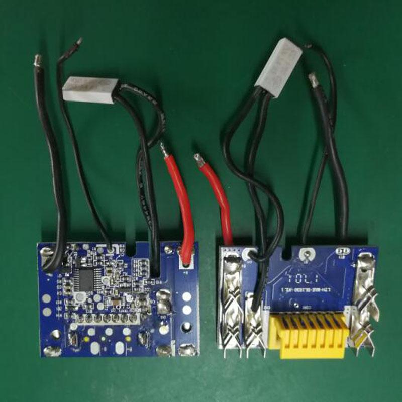 Dawupine Li Ion batterie PCB Lade Schutz platine Für Makita 18 v 3Ah ...