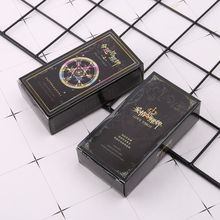 Tarot cards Table Games Fate Love Mysterious Tarot Card Divination Astrology Board Game For Women карты таро u s games systems мечты гайи dreams of gaia tarot