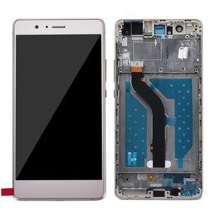 Image 2 - 5.2 Polegada AAA Qualidade Display LCD + Quadro Para HUAWEI P9 Lite Lcd Montagem Digiziter Tela Para HUAWEI P9 Lite 1920*1080