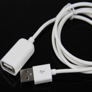 Image 5 - ULIFART Neue 1 Mt 3FT USB 2.0 Ein Mann zu Einem Weiblichen Verlängerung Extender Kabel Adapter High speed Ladegerät Für USB Stick Maus