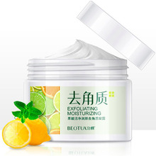 New Face Care Beauty Acid Peeling Gel Exfoliating Scalp Facial Deep Carnation Remover Face Cleanser Skin Care