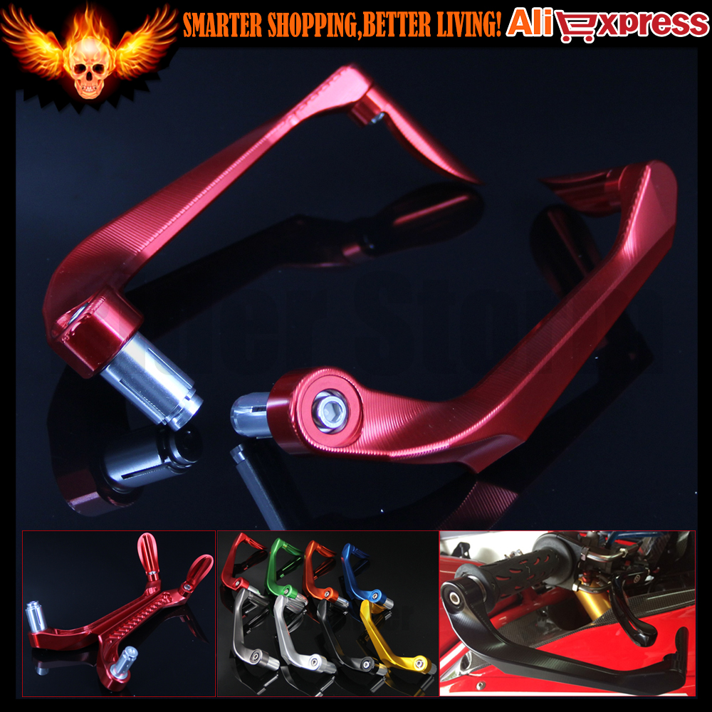 7/8 22mm Motorcycle Handlebar Brake Clutch Levers Protector Guard for Honda CB600F CBR600F CBR650F/CB650F CB599 / CB600 HORNET motorcycle handlebar protector guard