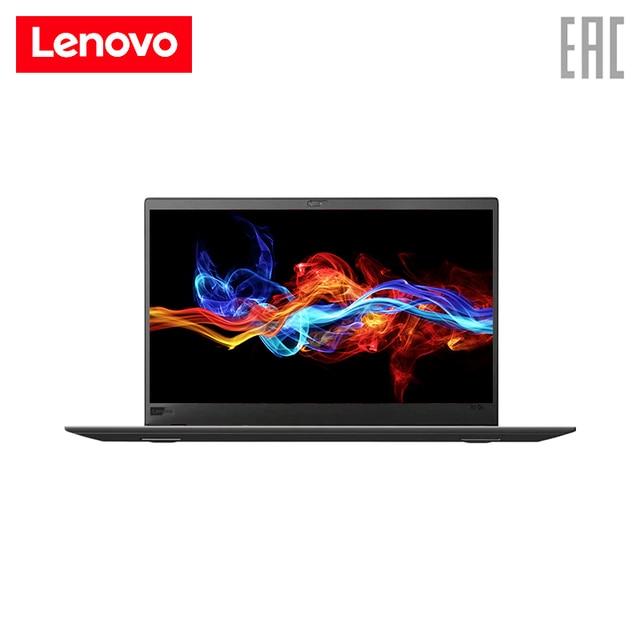 """Ноутбук Lenovo ThinkPad X1 Carbon 6 14""""/i5-8250U/8Гб/256Гб/noODD/Win10/Черный (20KH0035RT)"""