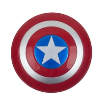 цены 328carnaval kigurumi costume Captain Ameria shield mask avengers role acting prop 32cm 12.6 inch