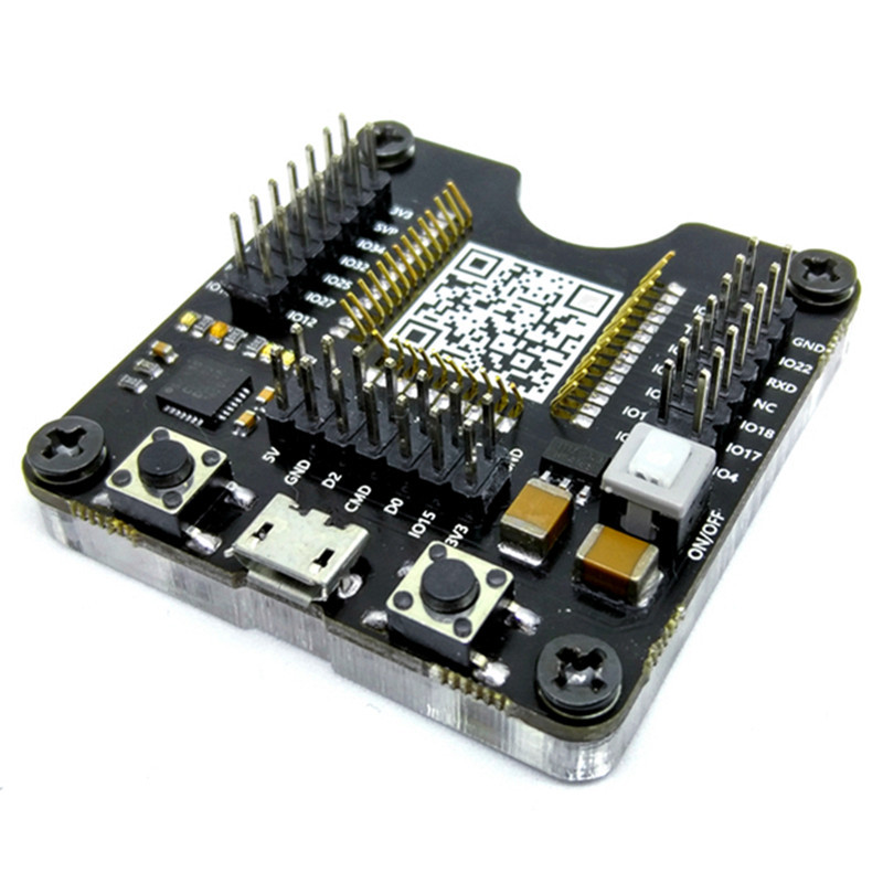 ESP32 Test Board Small Batch Burn Fixture Min System Development Board For ESP-WROOM-32 ESP-32S