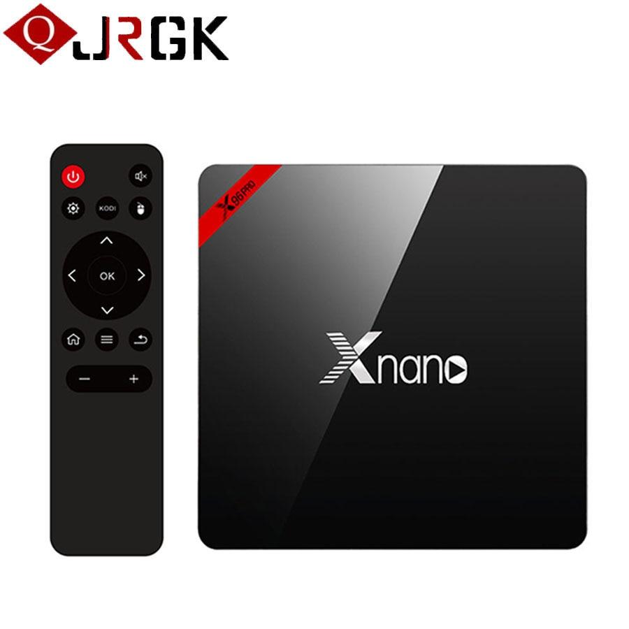 JRGK android Smart TV Box Amlogic Set-top Boxes 2G+16G Android 6.0 Marshmallow HDMI 2.0A 4K KD iptv Media Player Box