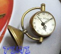 غلوب تصميم كريستال الكرة زجاج خمر الجيب ووتش الجرس