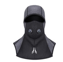 New Motorcycle Face Mask Winter Cap Fleece Thermal Keep Warm Windproof Bicycle Skiing Balaclava Headwear Bike Face Mask Scarf