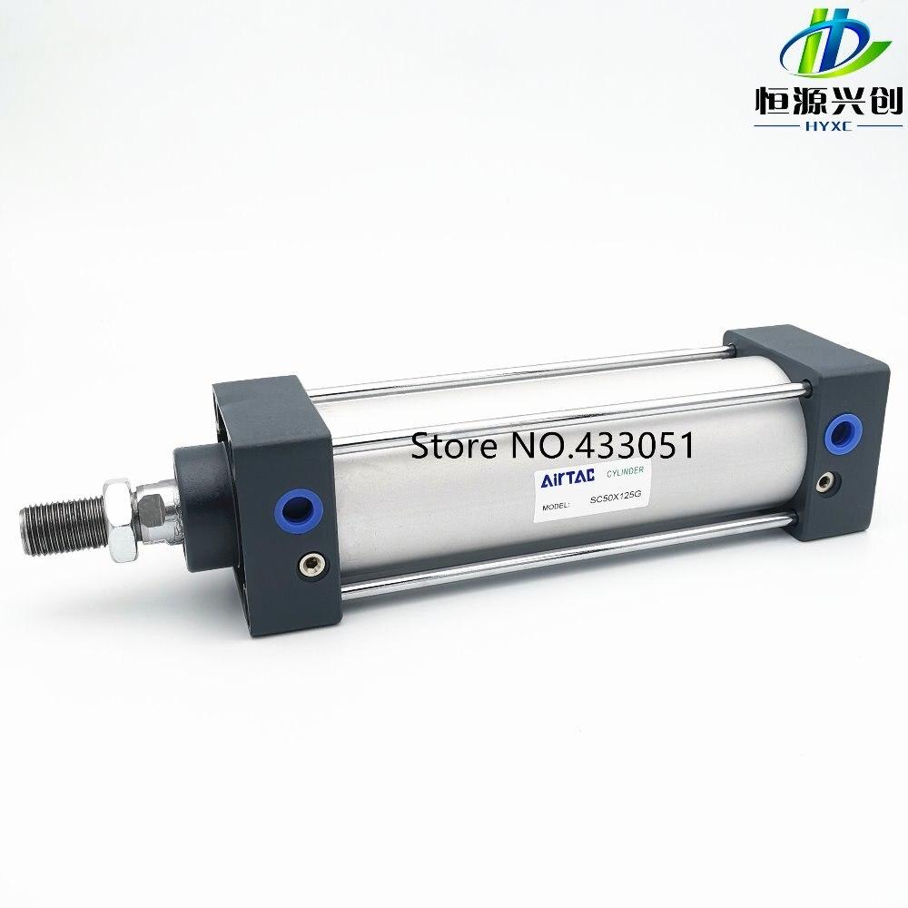 Cylindre pneumatique Standard SC50 * 25 SC50 * 300