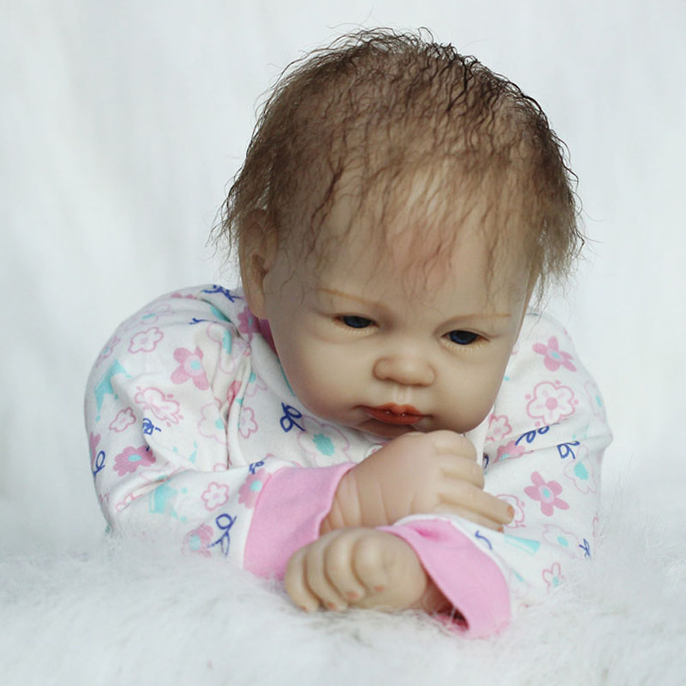 Bonecas Bebe Reborn Otarddolls - Realista 2