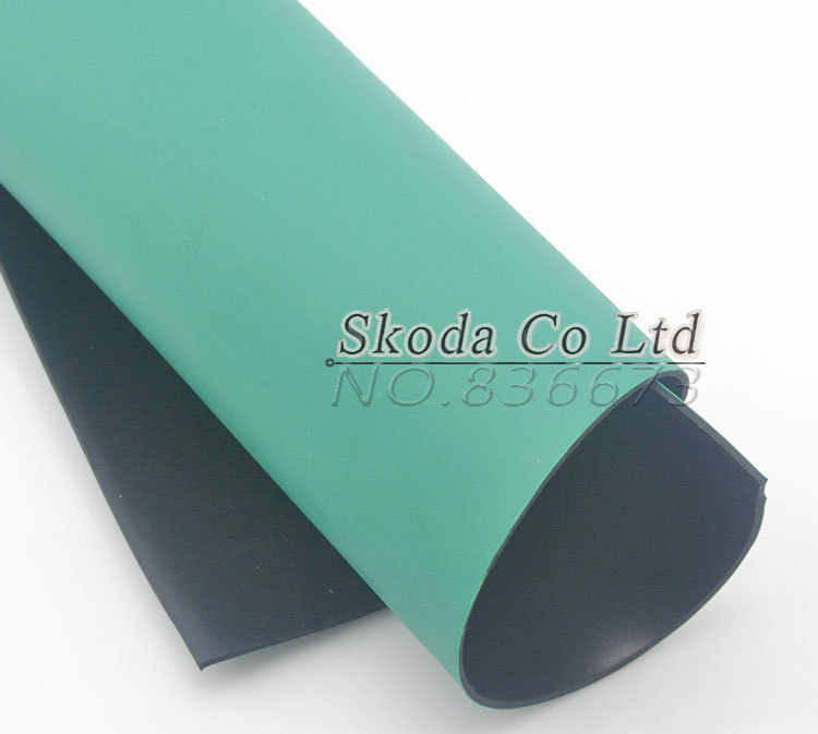 Бесплатная доставка 600*500*2 мм ESD коврик антистатический коврик антистатическое одеяло ESD Настольный коврик для BGA ремонтная работа