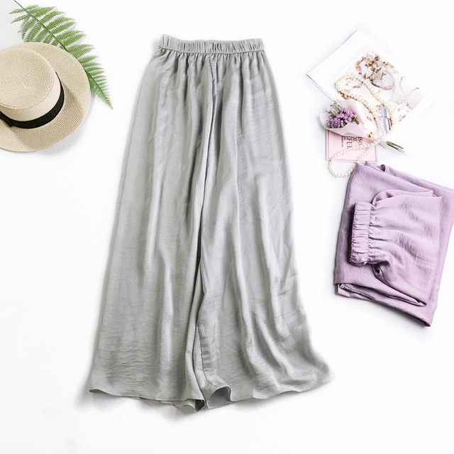 2019 Summer trend beach Breathable cute Bifurcated skirt Embroidered skirt personality fashion New Arrivals ZYFPGS Brand