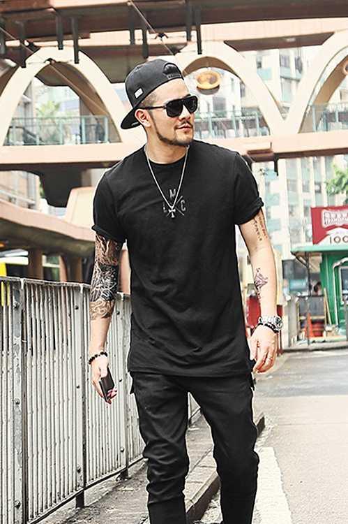 100% 코 튼 멋진 여름 느슨한 남자 t 셔츠 캐주얼 짧은 소매 고양이 인쇄 남자 tshirt 남성 여름 t-셔츠 탑 티 셔츠 t978