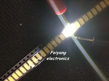 200pcs 5630/5730-CW/WW 0.5W 50-55lm 3200k-6500K White/warm white Light SMD 5730 5630 LED chip lamps- (3.2~3.4V / 200 PCS)