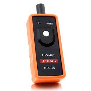 Image 5 - 2019 neue Ankunft Neue Auto Vehice Auto Automotive EL 50448 Reifen Druck Monitor Sensor TPMS Aktivierung Werkzeug EL 50448 Für SPX GM