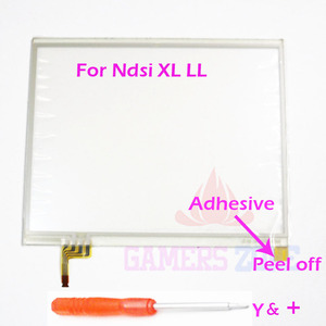 Image 1 - עבור Nintendo DSi NDSI XL LL LCD מסך מגע תצוגת Digitizer החלפת לndsixl NDSILL