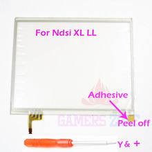 Para nintendo dsi ndsi xl ll lcd touch screen display digitador substituição para ndsixl ndsill