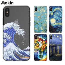 Aokin Silicone Case for iPhone 5 6 7 8 Plus