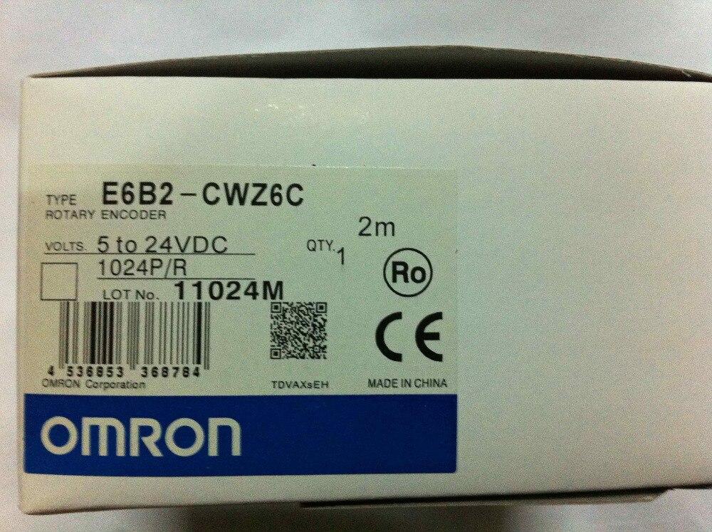 Free Shipping Incremental Rotary  Encoder  E6B2-CWZ6C 1024P/R, 5-24VDC,OPEN,ABZ PHASE, E6B2CWZ6C 1024P/R  E6B2 CWZ6C 1024PPR  цена и фото