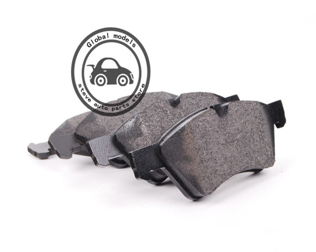 Rear Brake Pad Set Para Mercedes Benz W164 ML280 300 320 350 450 500 GL320  GL350
