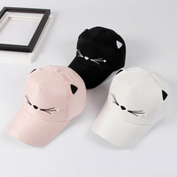 The Wind In The Embroidery Hat Fashion Refers To The Bending Spring And Summer Baseball