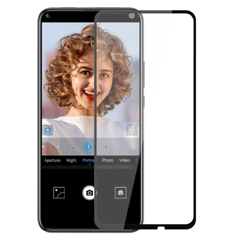 3D Anti Gores untuk Huawei P Smart Z Penuh Cover 9H Pelindung Film Pelindung Layar untuk Huawei Y9 prime 2019