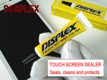 Germany Displex Brand 5g Touch Screen Sealer Cream Seals Cleans Protects For Touch Screens of Mobile Phone MP3 MP4 Tablet PSP