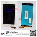 En stockbest calidad! para huawei honor 4a y6 scl-l01 scl-l21 scl-l04 digitalizador de pantalla táctil + pantalla lcd prueba ok + de seguimiento
